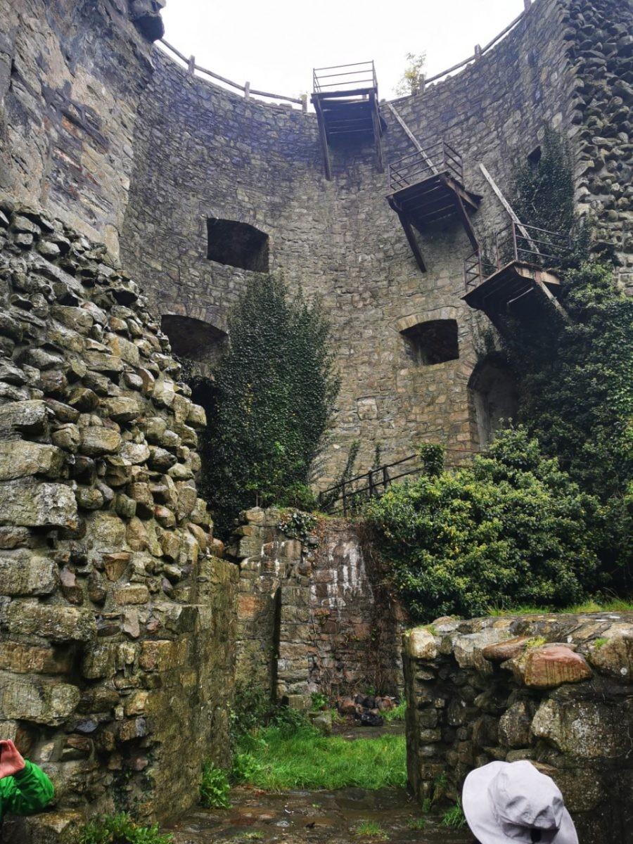 Het Clough Oughter Castle/ gevangennis