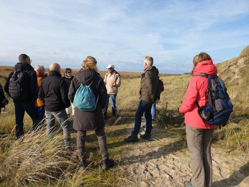 wandelen,hiken,hiking,november wandelmaand,Schiermonnikoog,Nederland