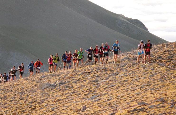 Wat moeten de trailrunners soms afzien   Fotocredits: Peter de Vries