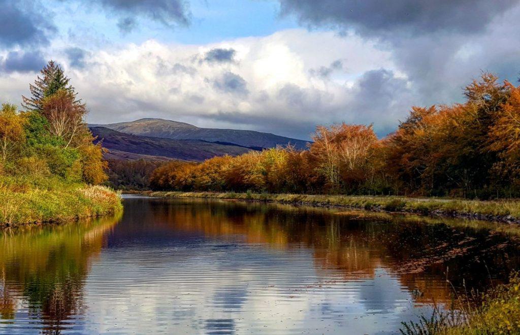 Great Glen Way wandelen
