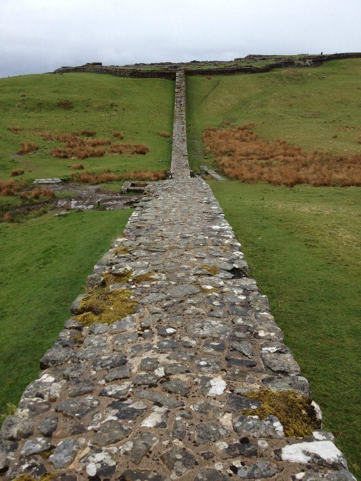 Engeland uit de Romeinse tijd