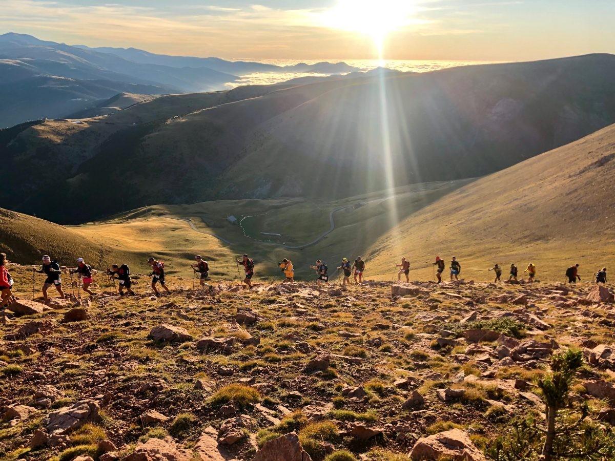 De hike door de Catalaanse Pyreneeën is zwaar maar geweldig!