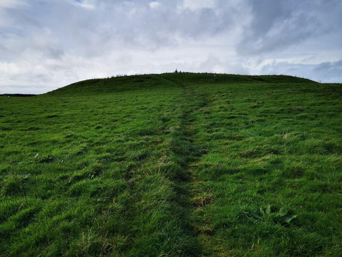 Rathcroghan heuvel.