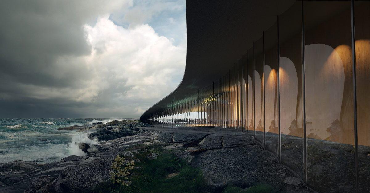 The Whale Noorwegen