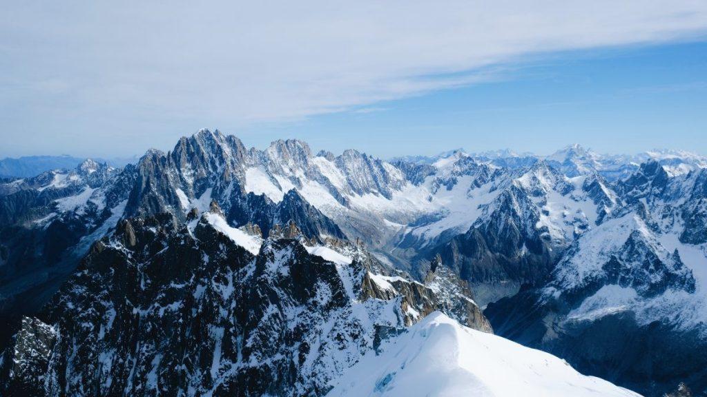 Franse alpinisten