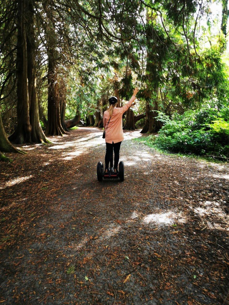 segwaytour Lough Key Forest and Activity Park