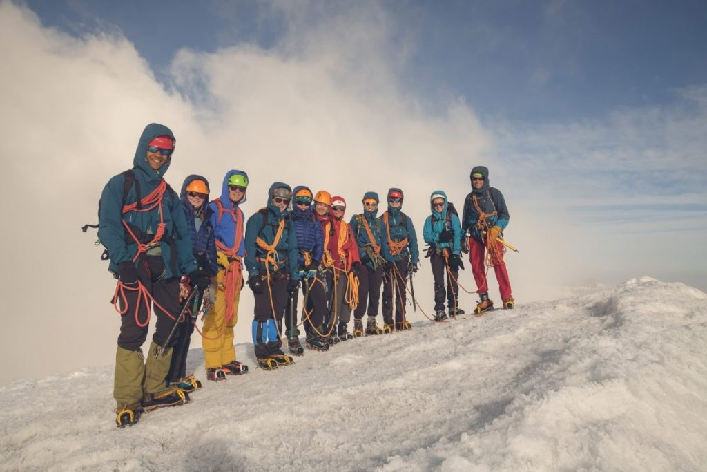 Rab Young Alpinists