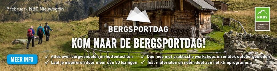 Bergsportdag 2020