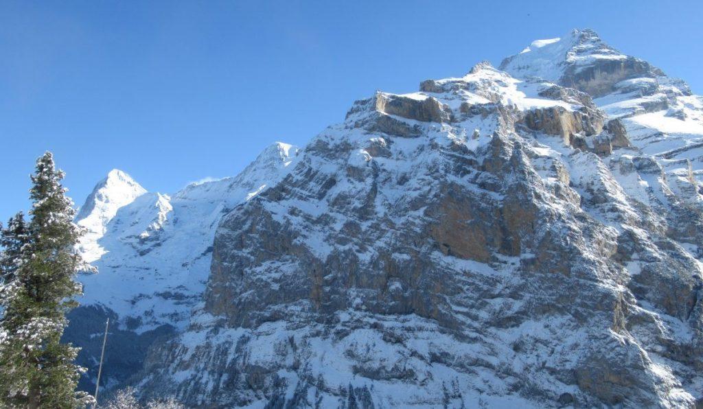 genot van de Alpen