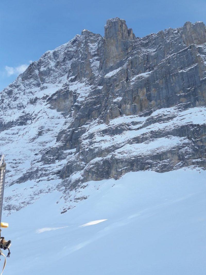 Vanaf de Kleine Scheidegg routes afspeuren