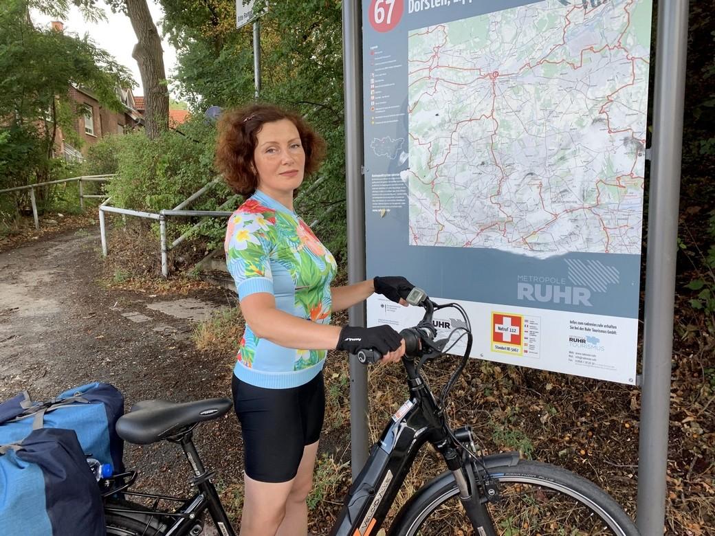 Heerlijk fietsen in Duitsland