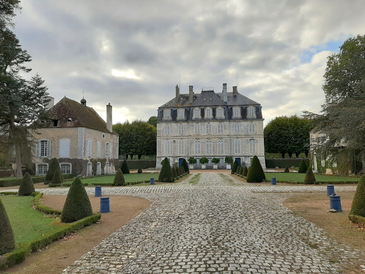 ook langs de Loir stan kastelen, foto Luc Oteman