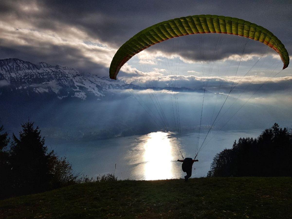 Geheim van Paragliding