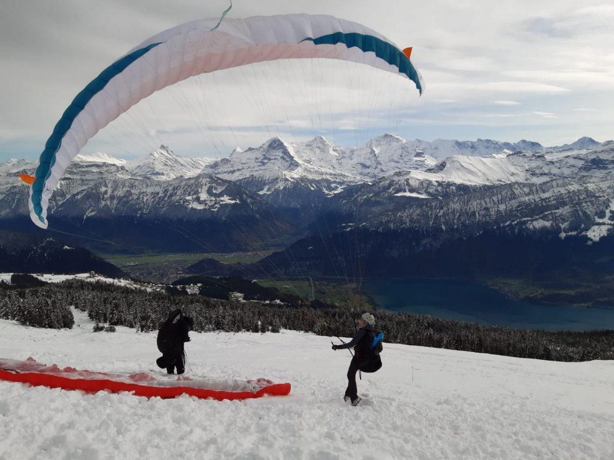 Niederhorn Paragliding