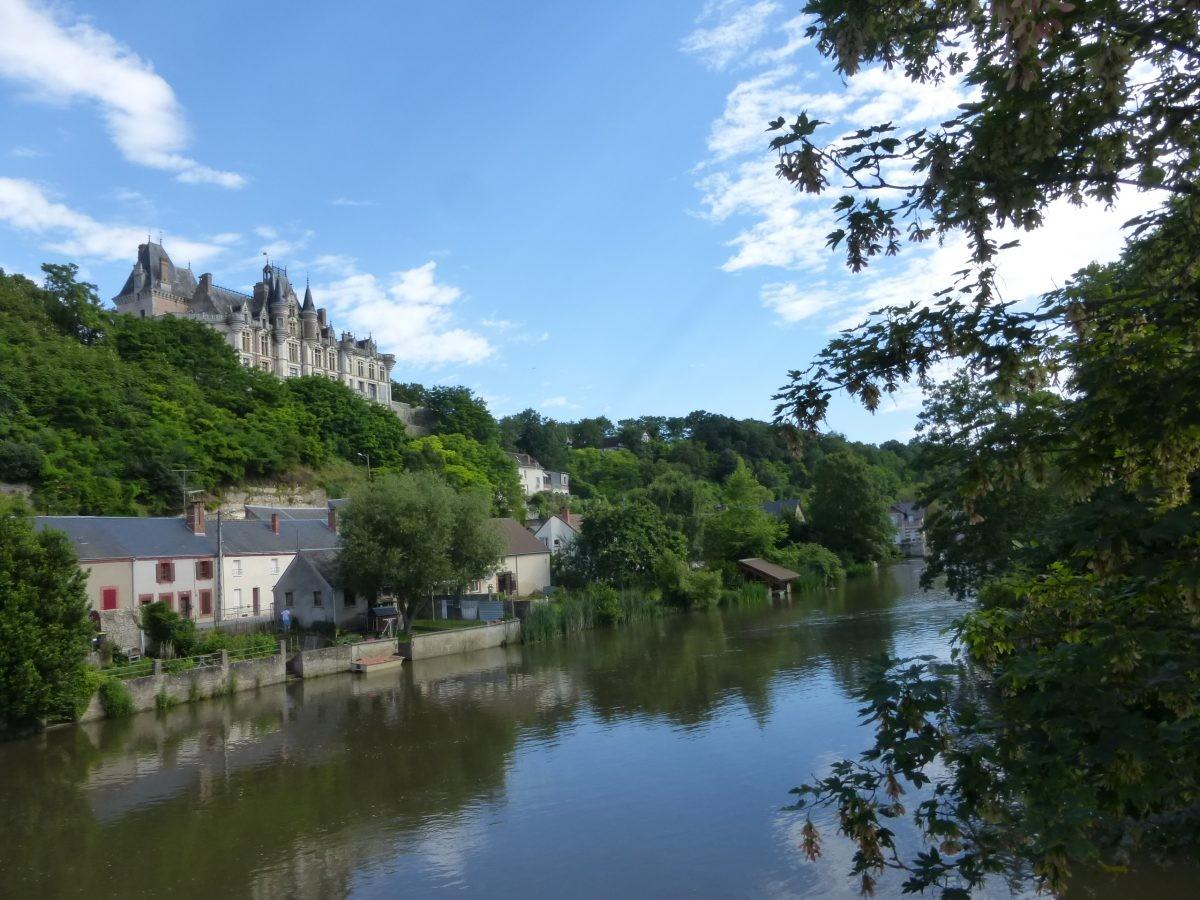 wederom een kasteel, foto Bert Sitters