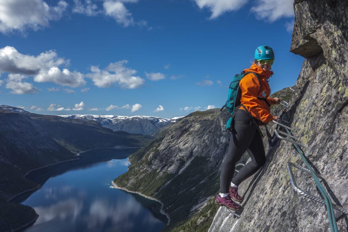 Buro Scanbrit Noorwegen Trolltunga