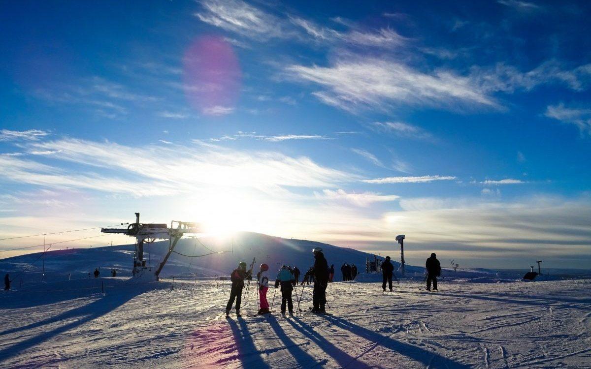 winter in Trysil