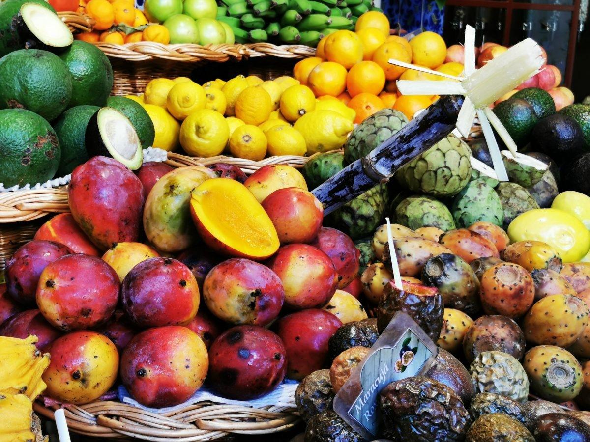 food markt in Funchal