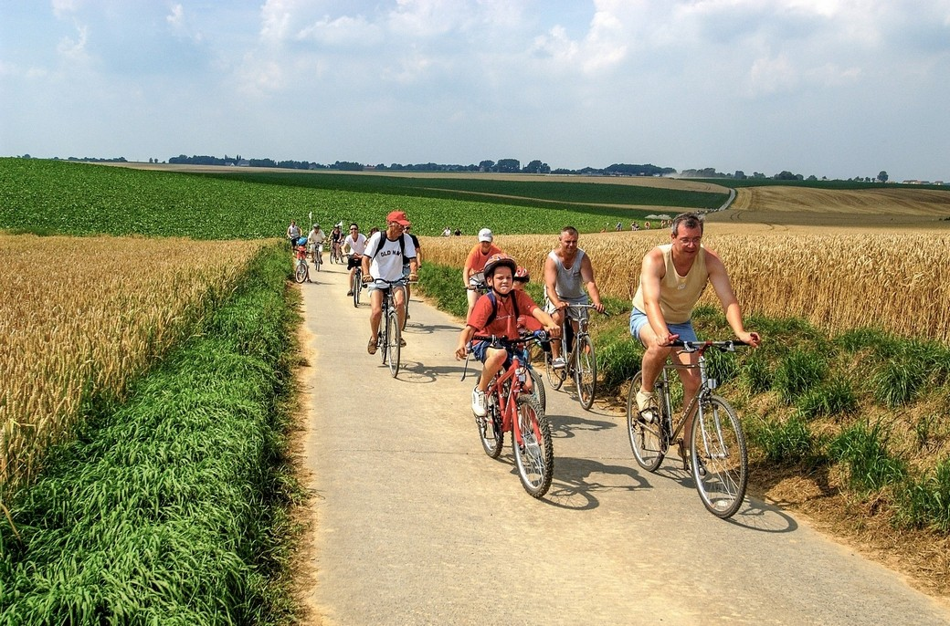 De Brabantse Pijl is ook een prima leidraad voor een recreatieve tocht.