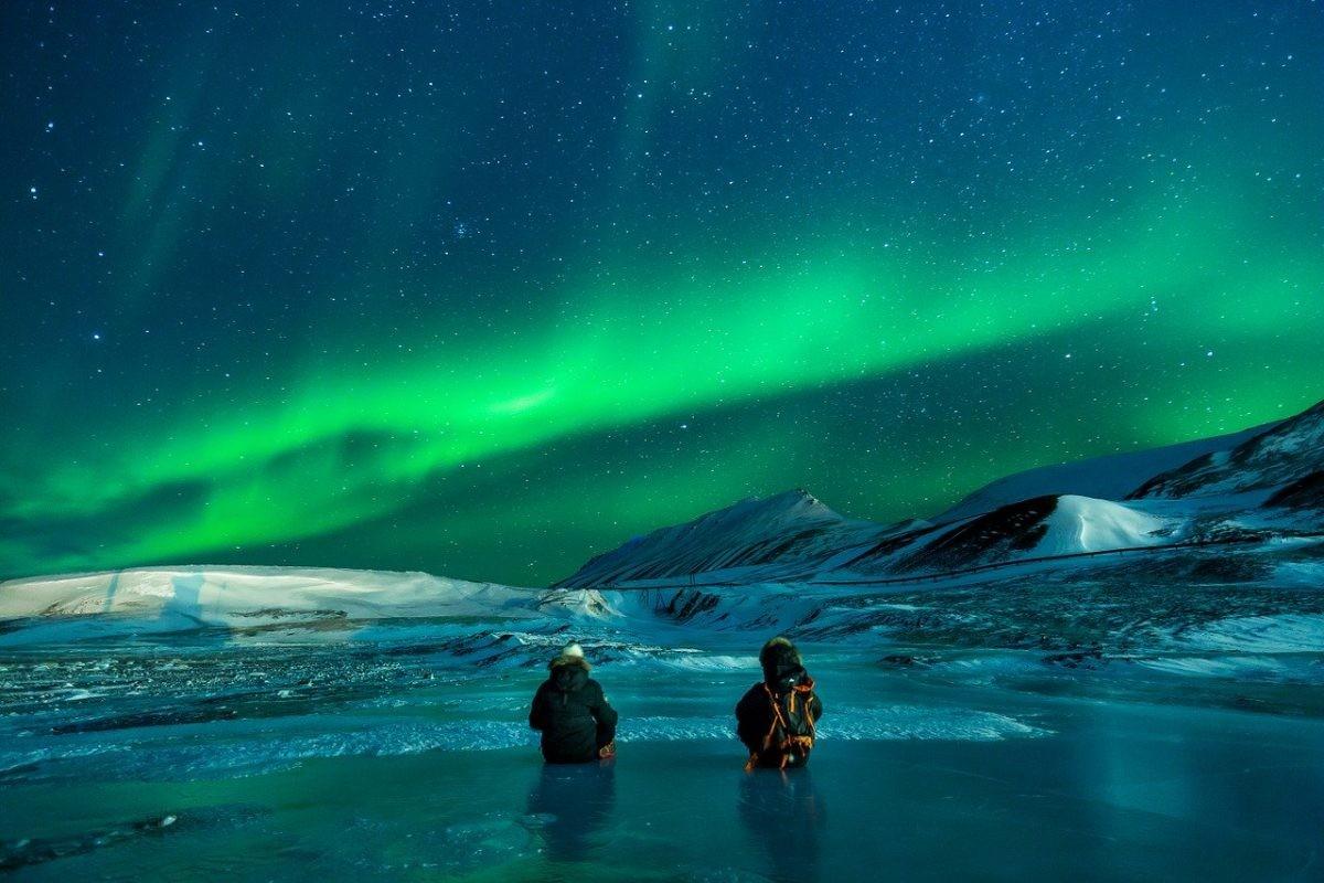 Wie weet staat het Noorderlicht ook wel op de planning. Fotogeniek is het in ieder geval. Foto: Pixabay