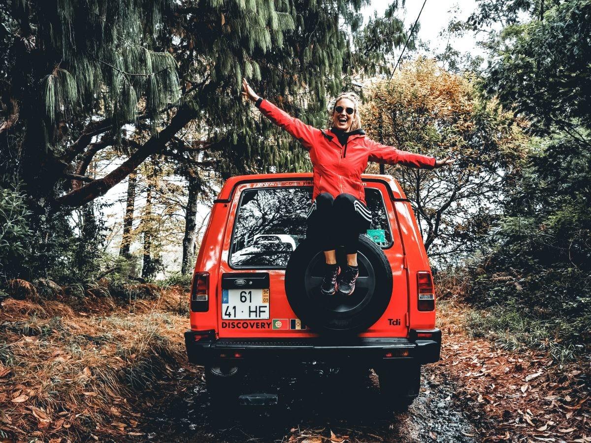 Jeepsafari met Discovery Madeira