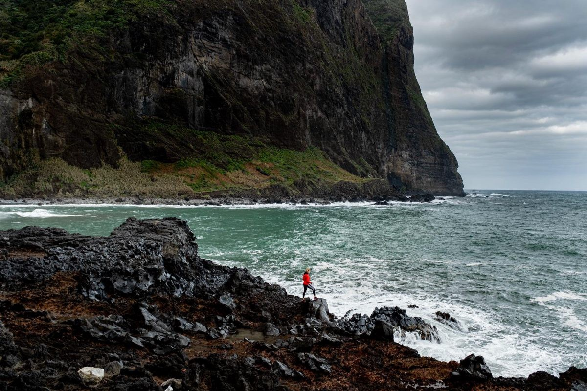 Foto gemaakt door reislegende