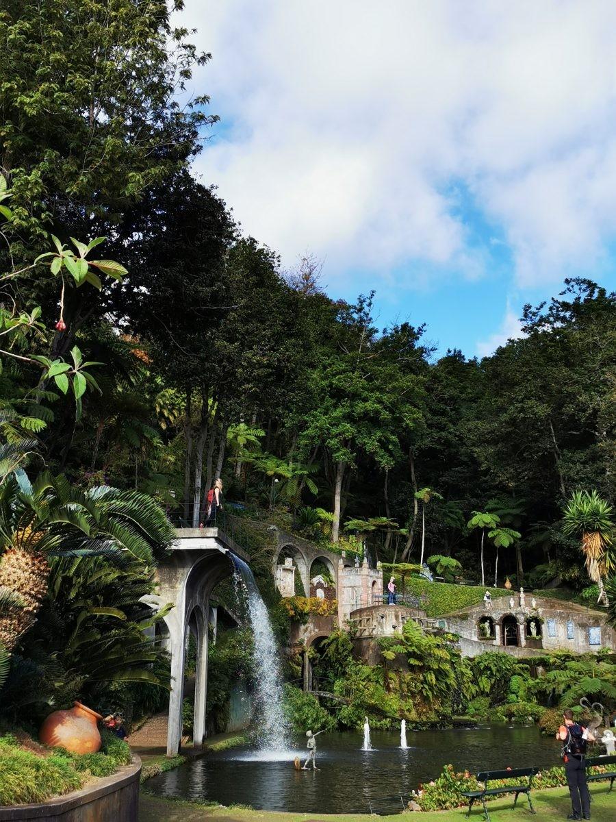 Tropical Gardens Madeira
