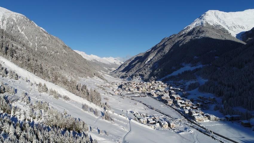Klimaatneutrale skigebied