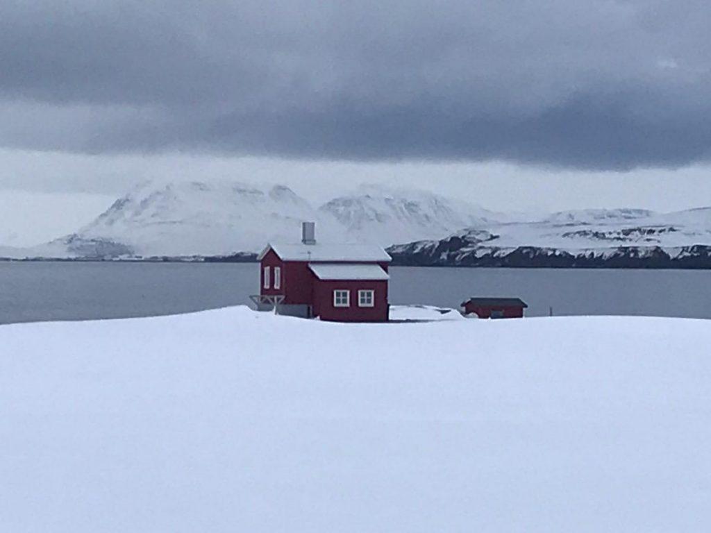 avontuur op winters IJsland