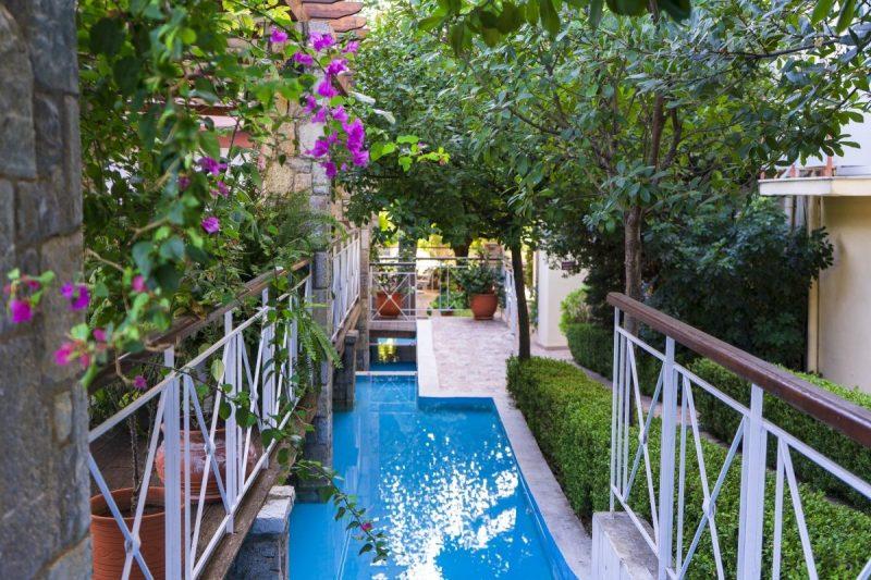 Hotel Neda Olympia in Griekenland