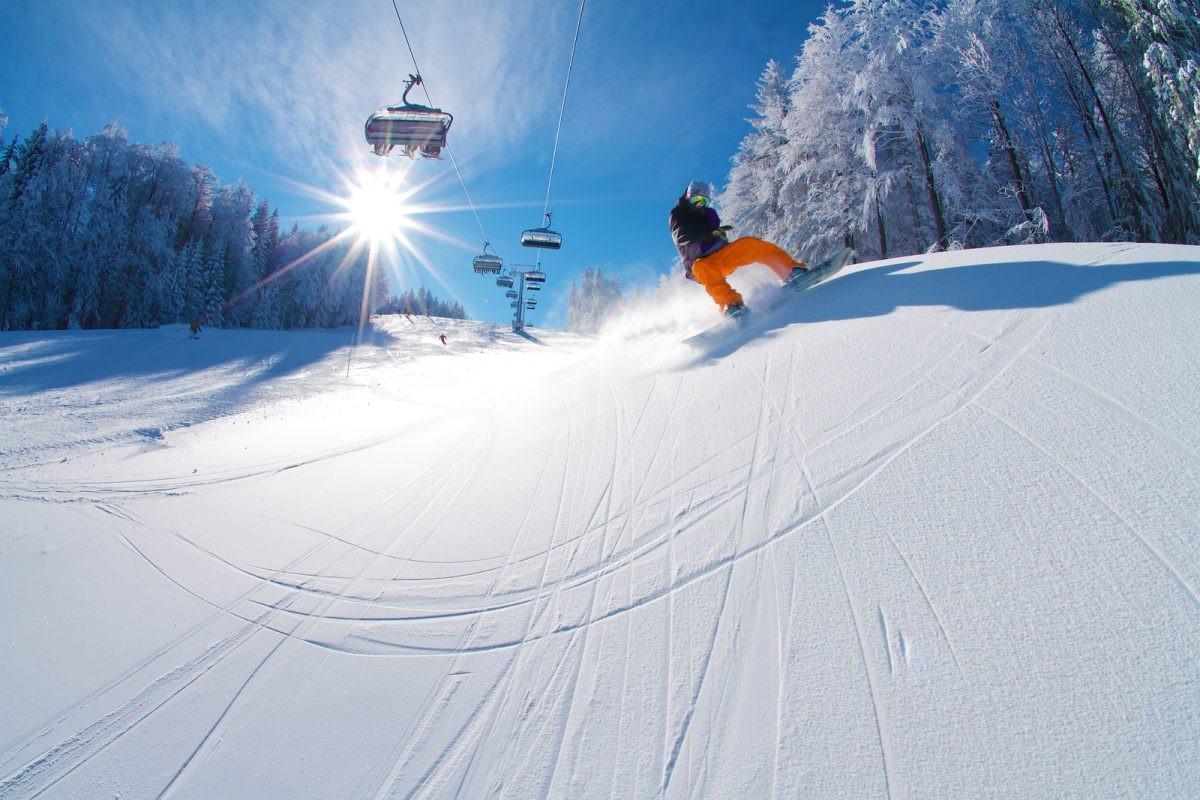 Wintersporten in Slovenië is te gek!