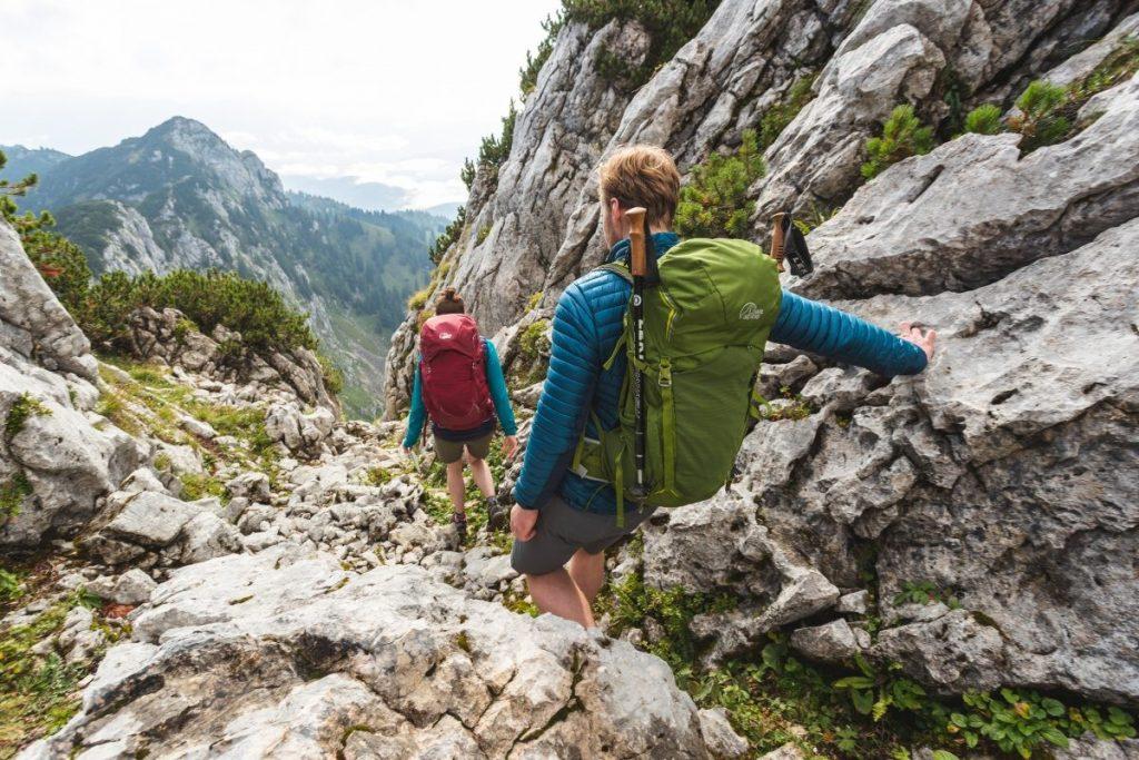 Airzone Trek van Lowe Alpine