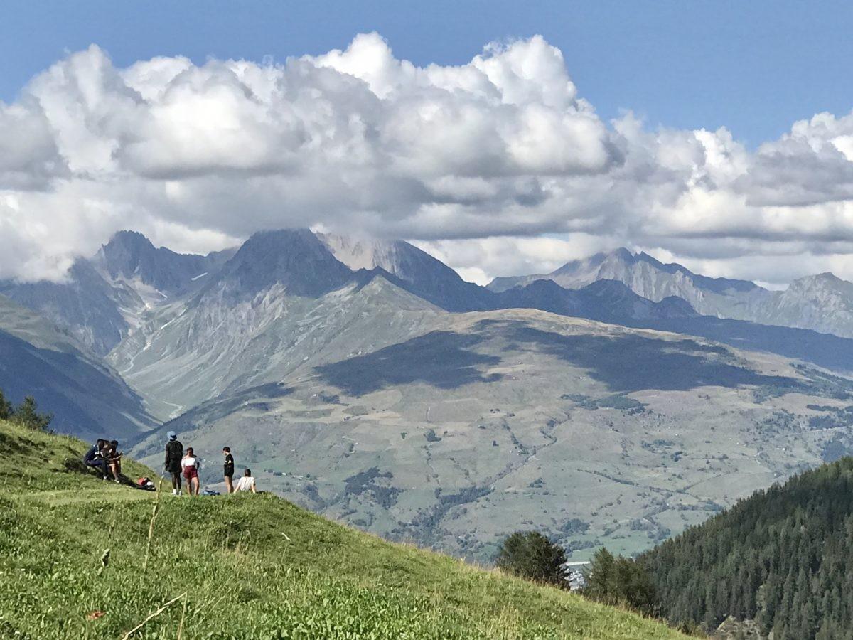 Hoe reis je deze zomer naar de bergen? Foto: Pauline van der Waal
