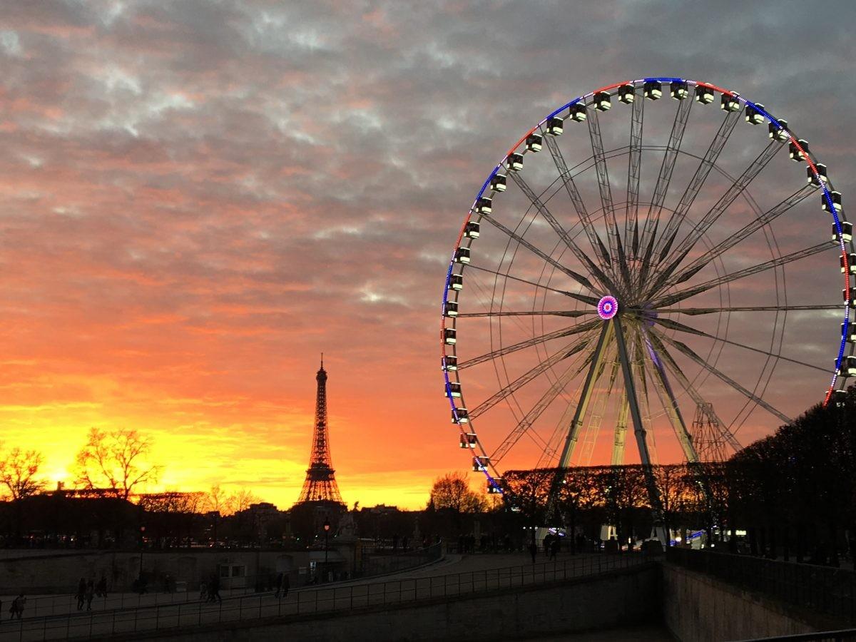 Een (tussen)stop maken in Parijs is altijd een goed idee. Foto: Pauline van der Waal
