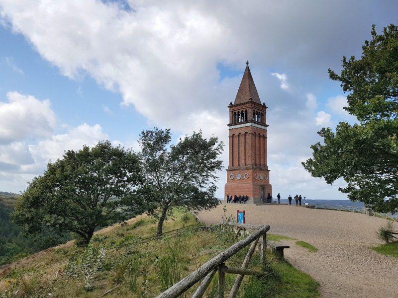 Toren op de Himmelbjerget