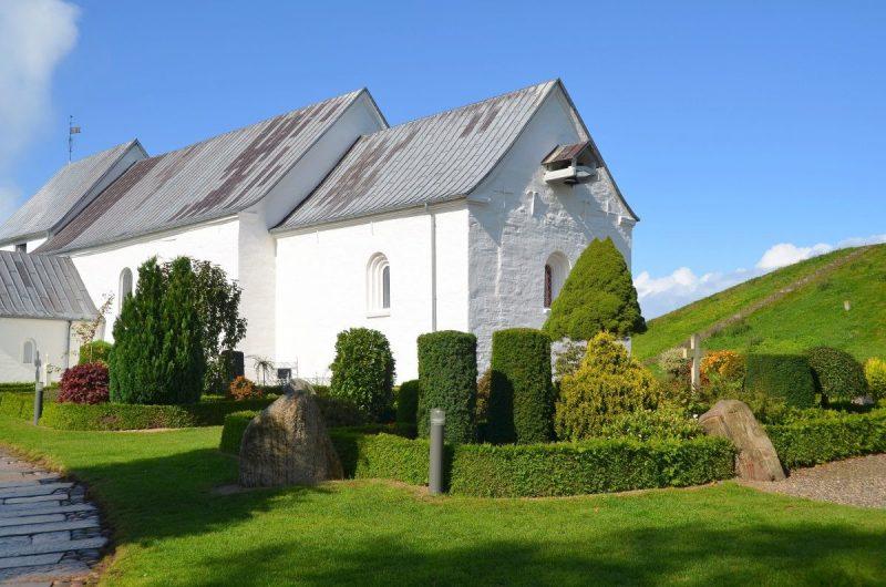 Witte kerkje van Jelling