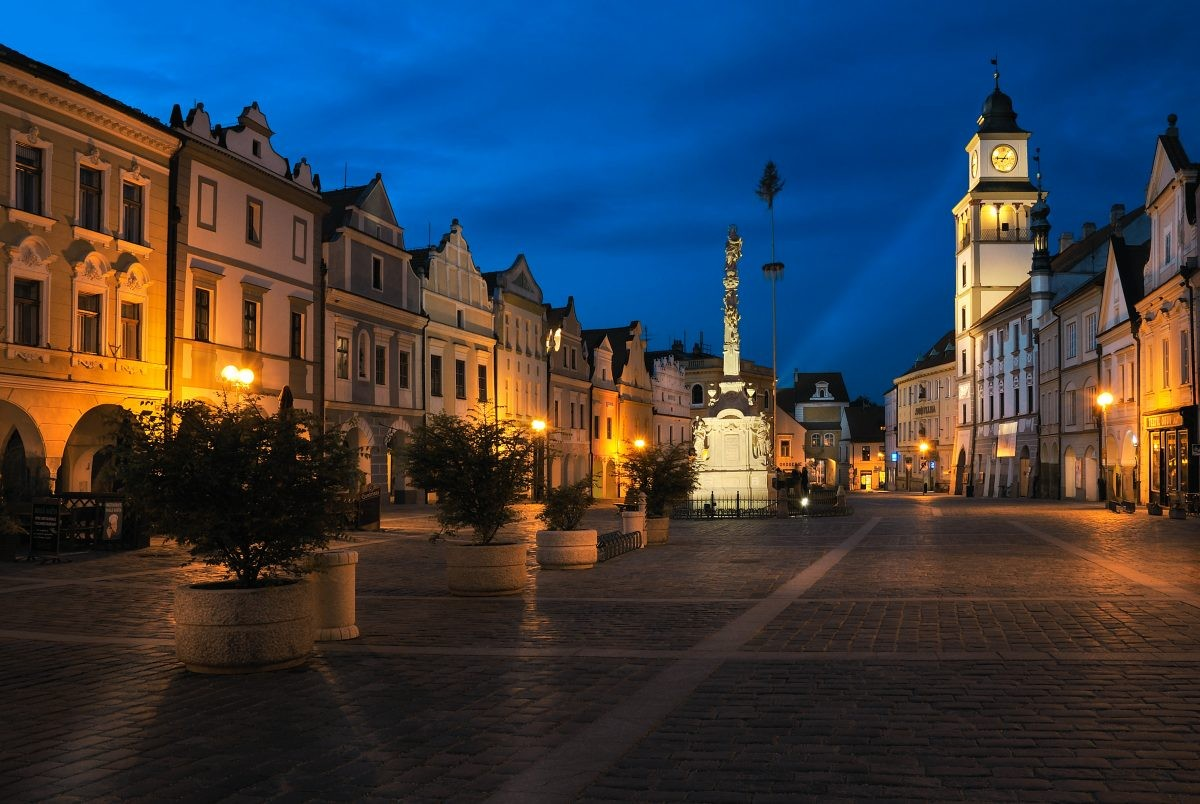 Het pittoreske en fotogenieke Treboň. Foto: Ladislav Renner