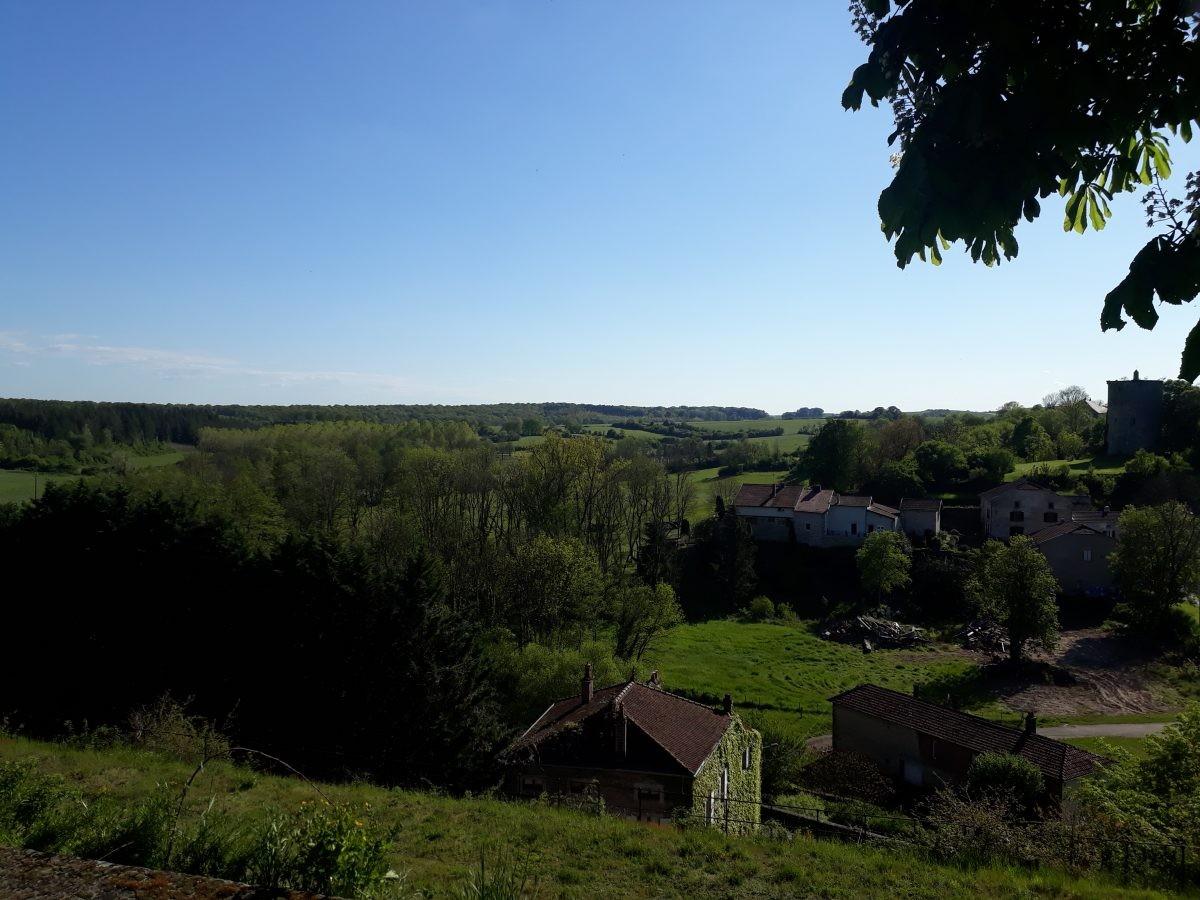 de zonnige zuidkant van de Ardennen