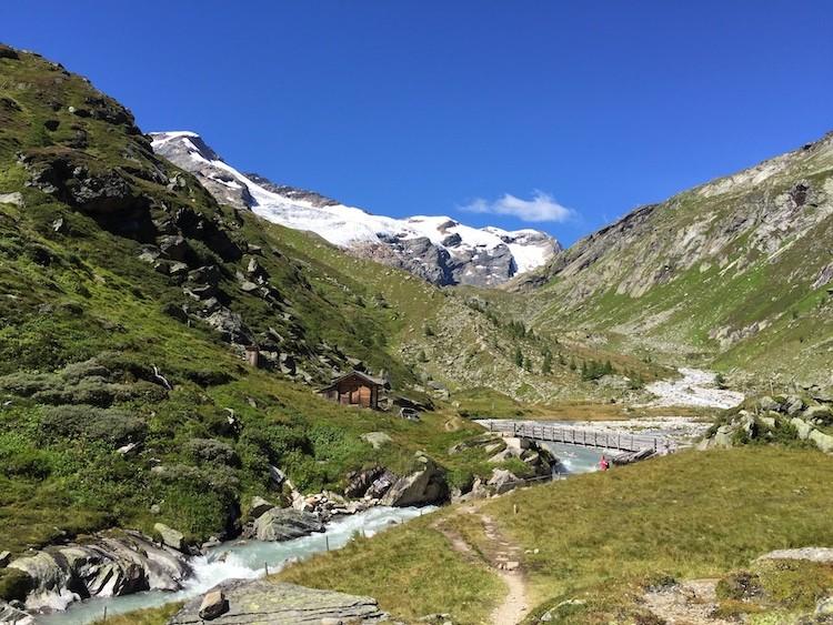Die lucht zouden we alle dagen houden. Virgental Oostenrijk