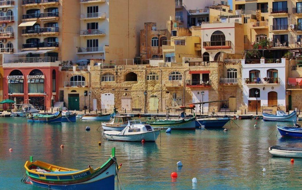 Malta. Bron: Pixabay - Mariamichelle