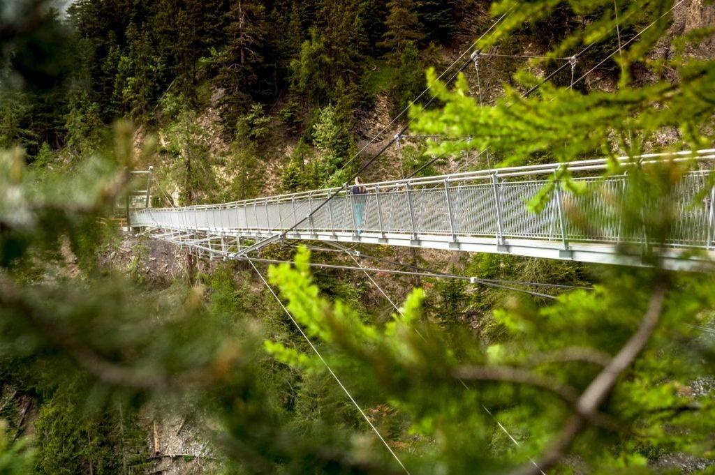 crans-montana hangbrug