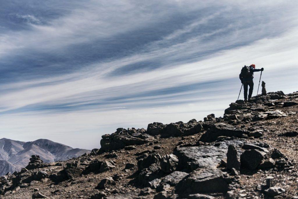 Bergwandelen Marokko