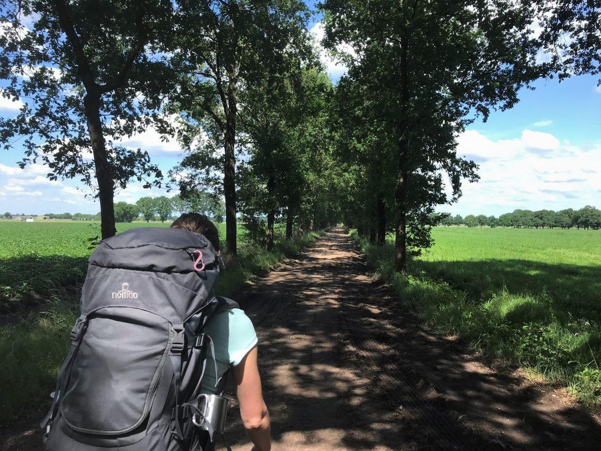 Mini-trektocht Breda Tilburg
