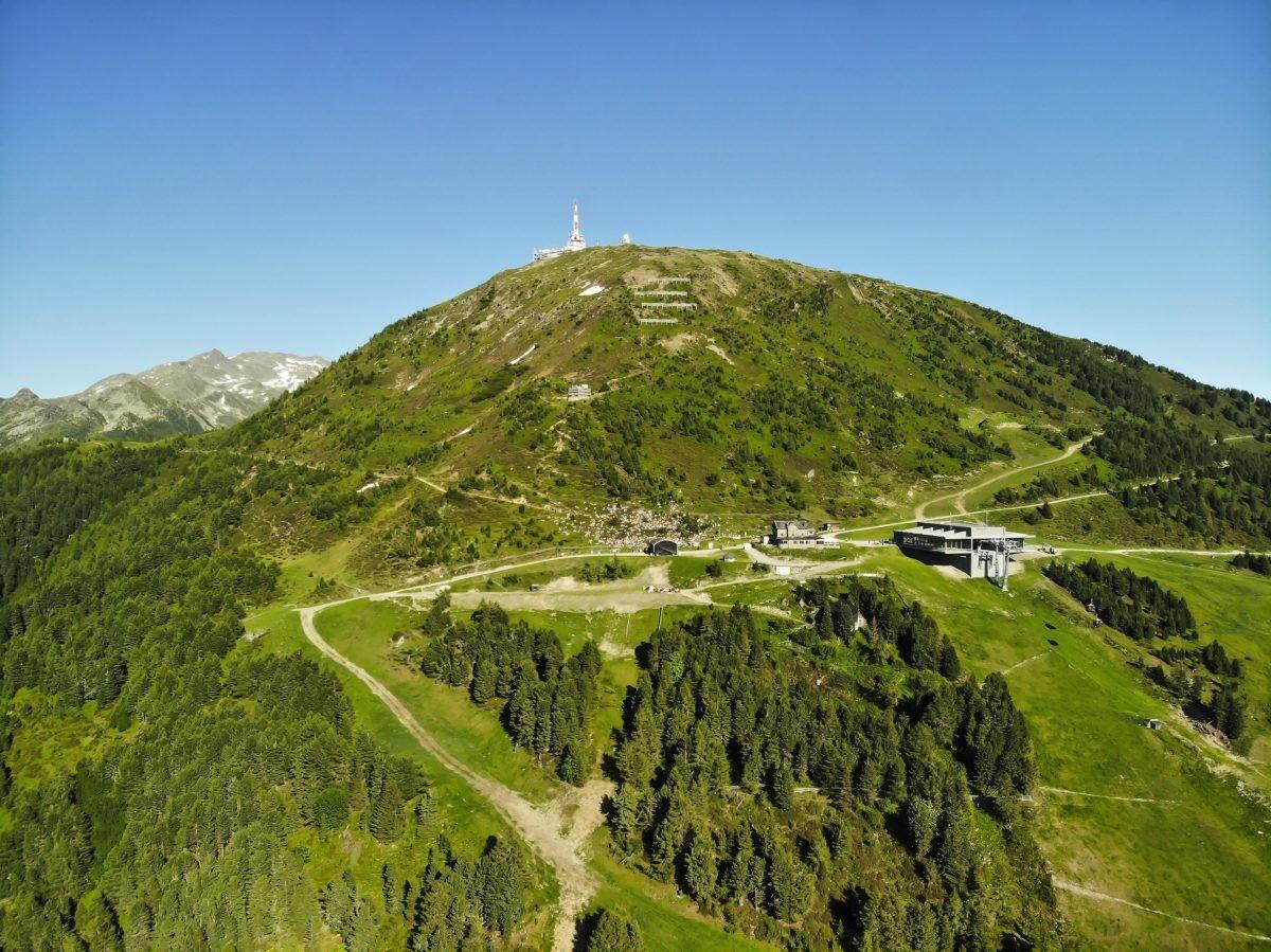 Patscherkofel, de huisberg van Innsbruck © Innsbruck Tourismus_ Ashley Wiggins