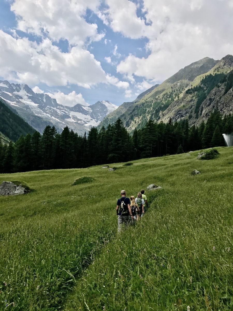 Wandelen in de Aosta Vallei Fotocredits Maaike de Vries