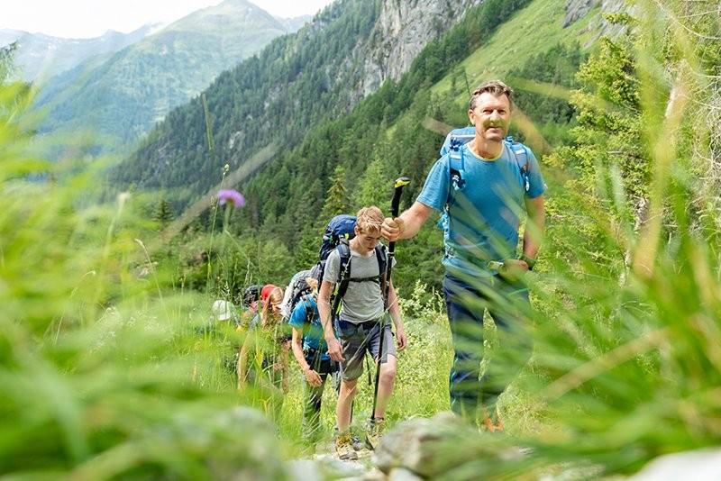 Duurzaam de bergen in