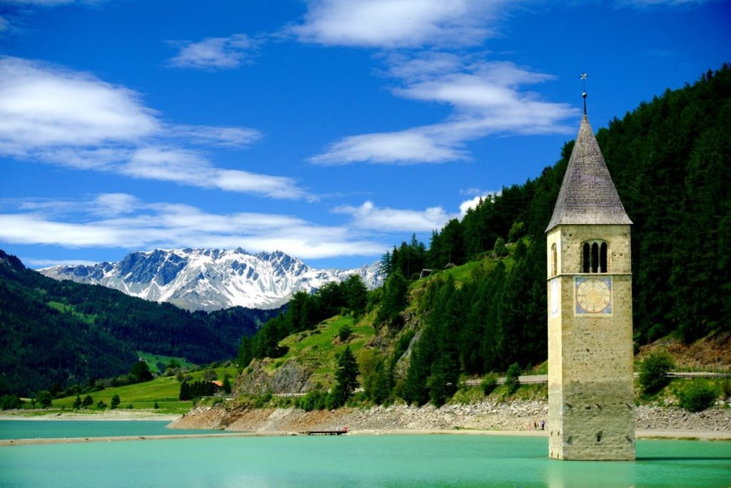 Mysterieuze toren
