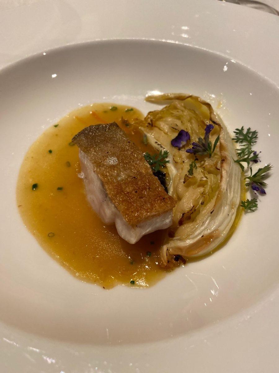 Diner Trofana Royal. Foto: Maaike de Vries