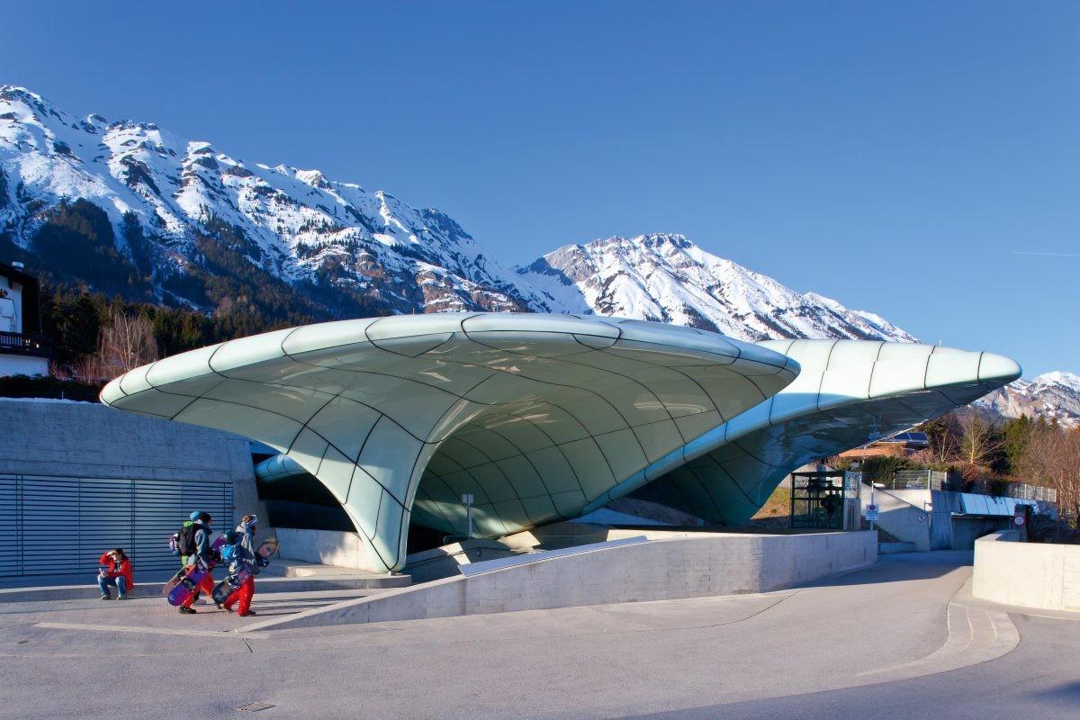 Station van de Hungerburgbahn © Innsbruck Tourismus Christof Lackner