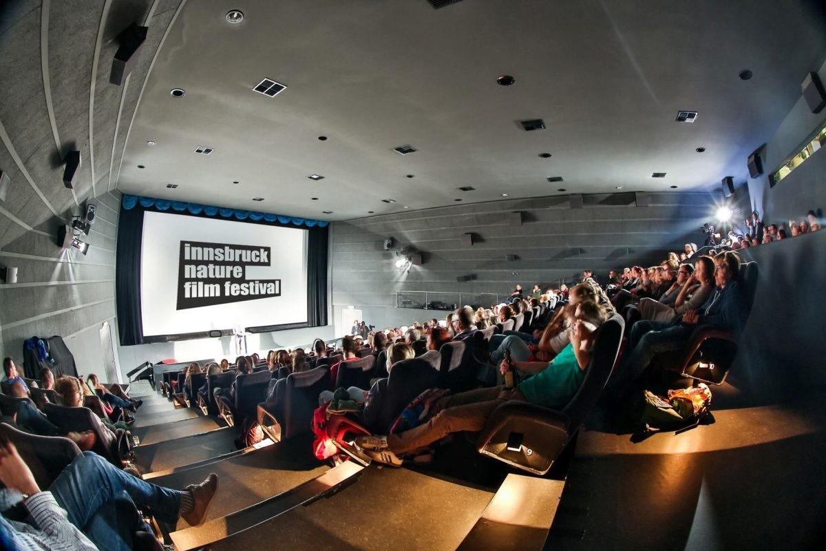 Het Innsbruck Nature Film Festival, Foto: Innsbruck Tourismus, Thomas Steinlechner